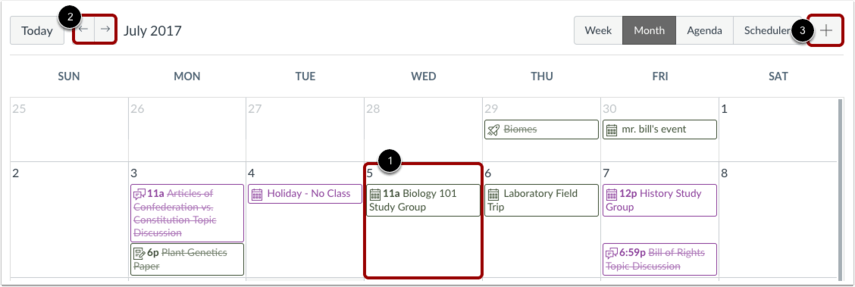 add event to calendar