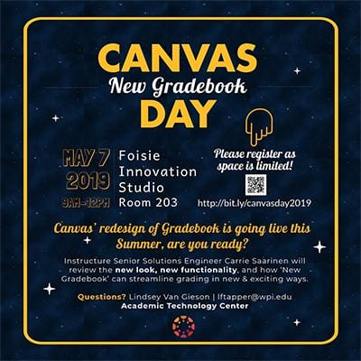 Canvas Day Flyer