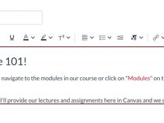 Introducing Canvas' New Rich Content Editor