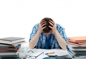Ever get this feeling?  Don't stress!  There's still plenty of time and resources ahead.