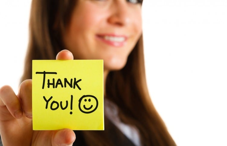 Thank you, Gracias, Xie Xie : Career Development Center