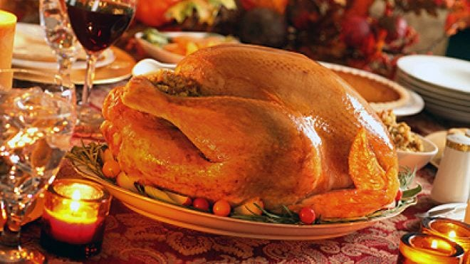 Thanksgiving – Not Just a Time for Feasting!