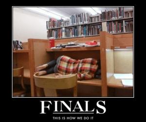 finals week1