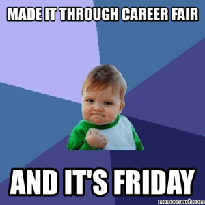 success kid career fair