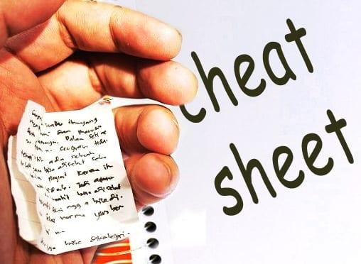 Gianna's Company Research Cheat Sheet