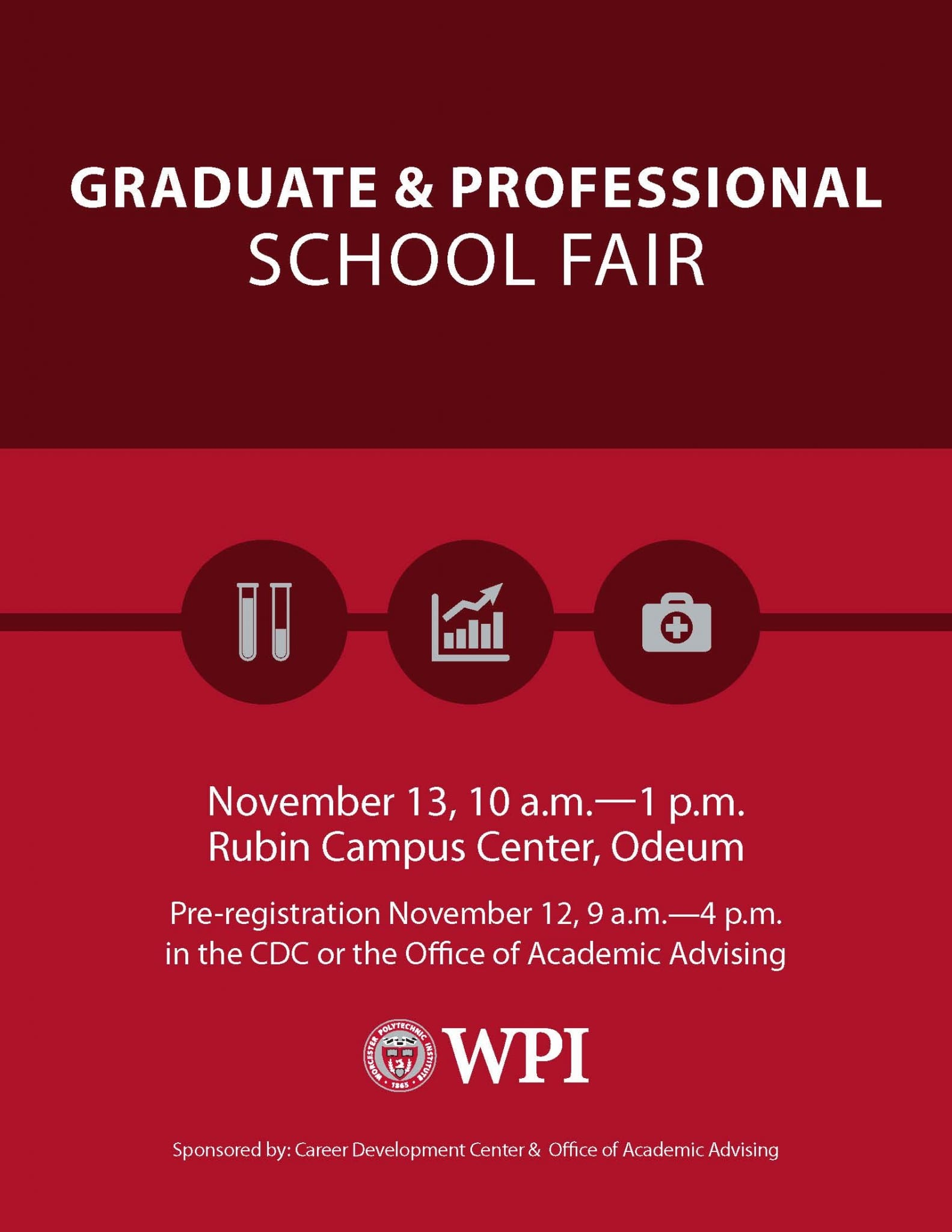 Upcoming Graduate & Professional School Fair