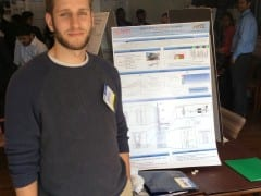 Ryan won the 1st place of Graduate Students Poster @ ASEE-NE Conferences