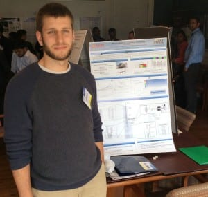 20160429 ASEE-NE Conferences Ryan won the 1st place of graduate students poster