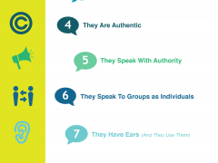 10 Communication Secrets from Leaders [Infographic]