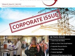 PANORAMA: The Corporate Issue!