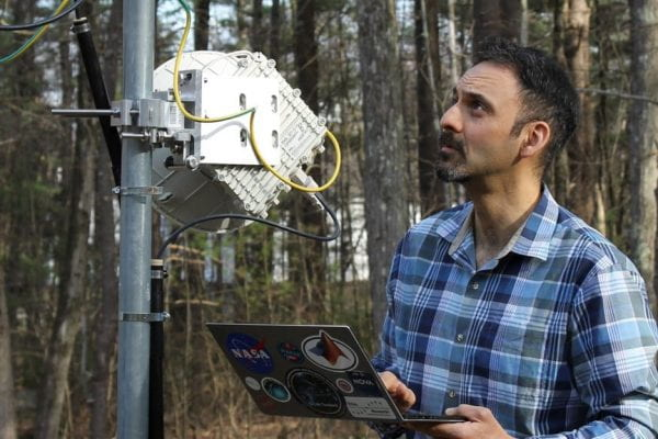 Wyglinski working on new ways to leverage millimeter wave technology to solve the Digital Divide