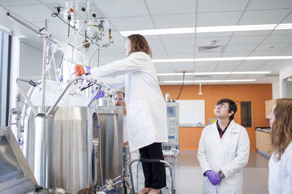 Betc 187 Biomanufacturing Suites