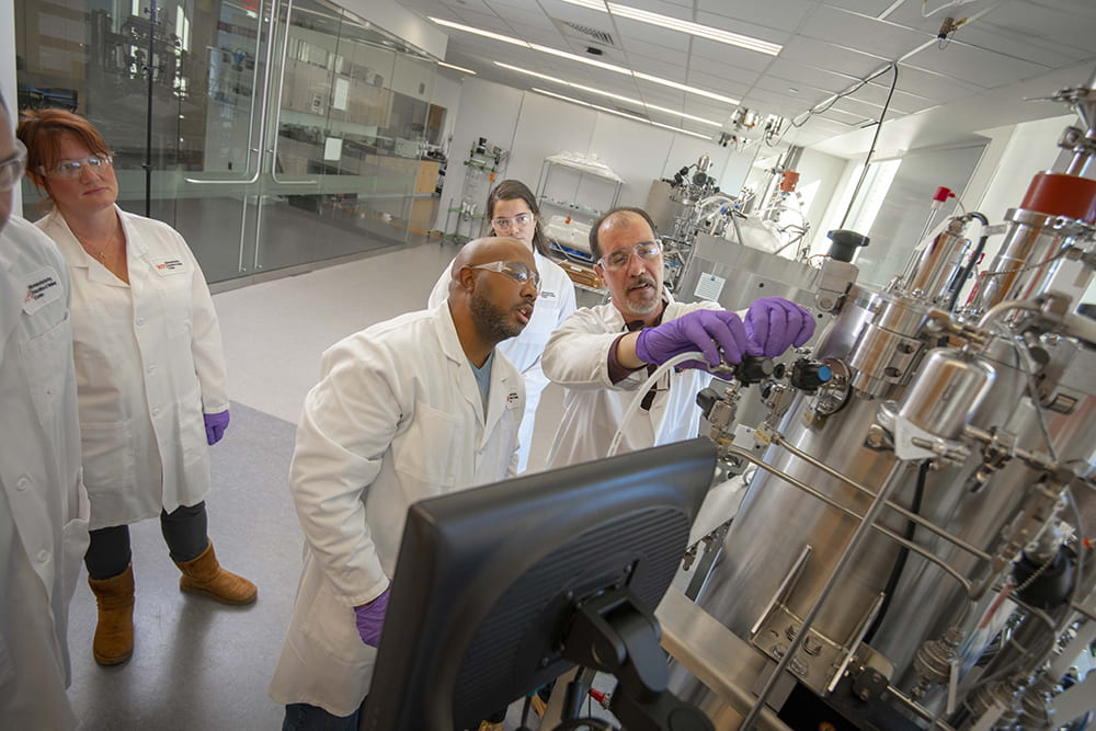 Hands-On Training in Biomanufacturing