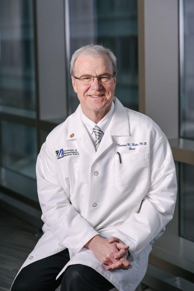 Terence Flotte, UMass Medical