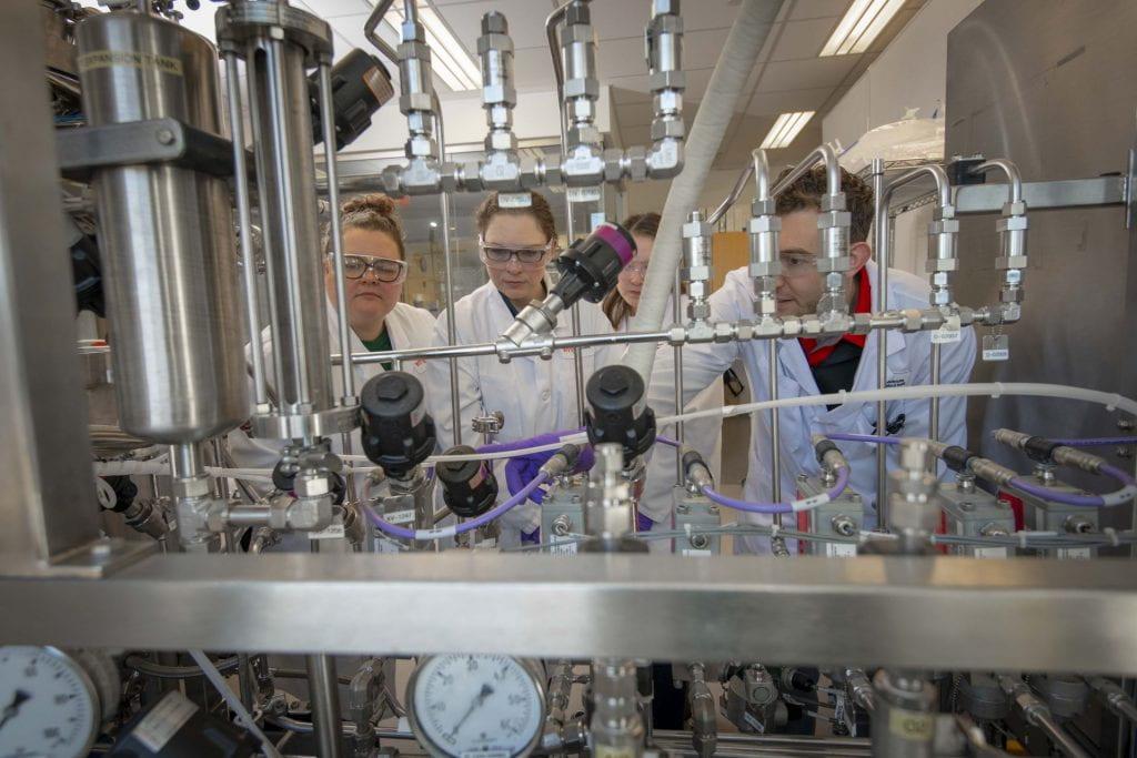 Fundamentals of Biomanufacturing Training