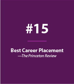 #15 Best Career Placement