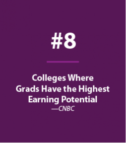 #8 Colleges Where Grads Have the Highest Earning Potential