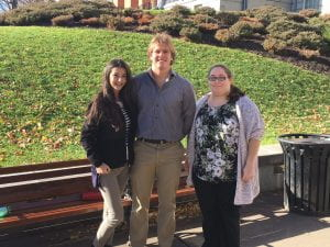 In November 2015, students working with Senator James Eldridge on underground storage tank and spill clean up policies were mentioned in the MetroWest Daily News.