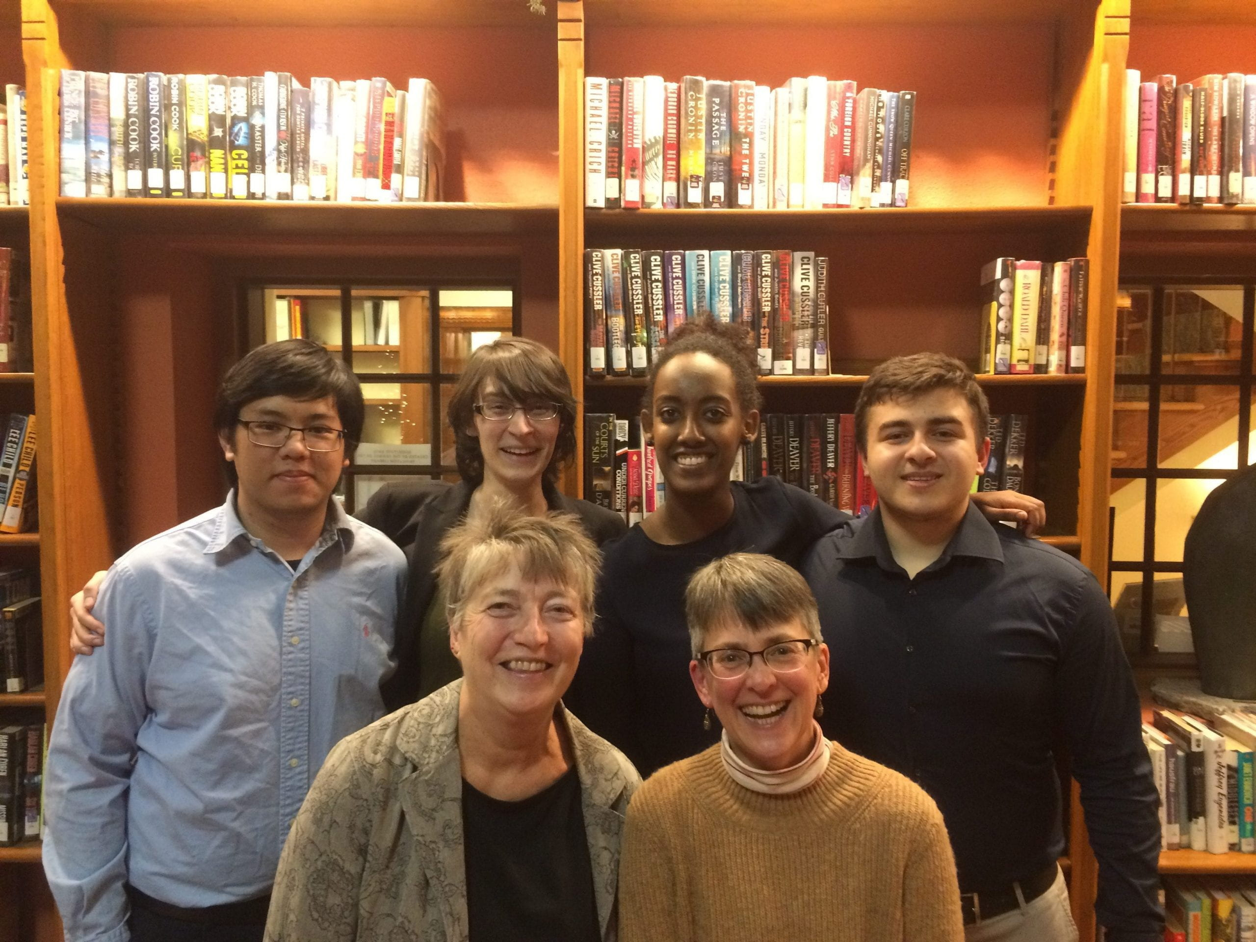 On November 17, 2016, The Landmark featured students working with the Princeton Arts Society and the Princeton Historical Society to develop a digital virtual tour of the history of the town of Princeton.