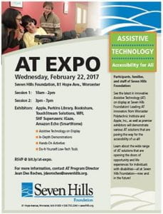 AT Expo Flyer