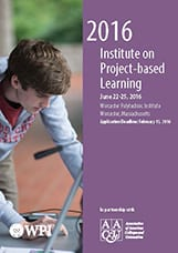 PBL_Summer_Institute_Brochure_cover_image_161x222
