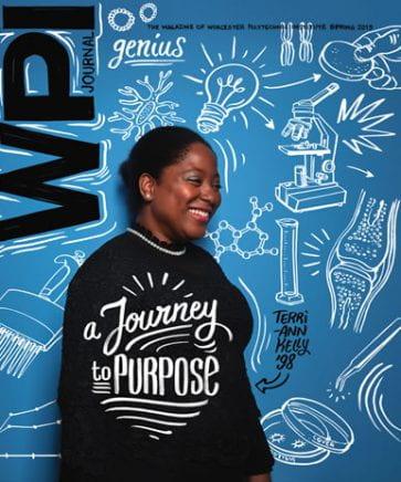 WPI Journal Spring 2019 Cover