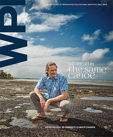 WPI Journal Fall 2018 Cover