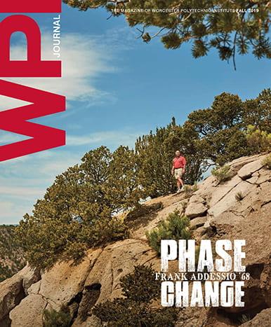 WPI Journal Fall 2019 Cover