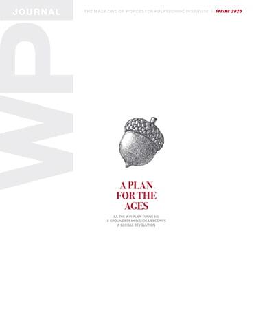 WPI Journal Spring 2020 Cover