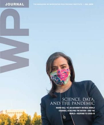 Fall 2020 Issue of the WPI Journal