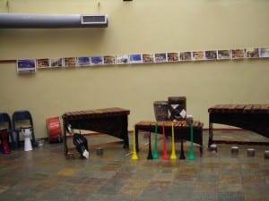 Music Room at Guga S'Thebe