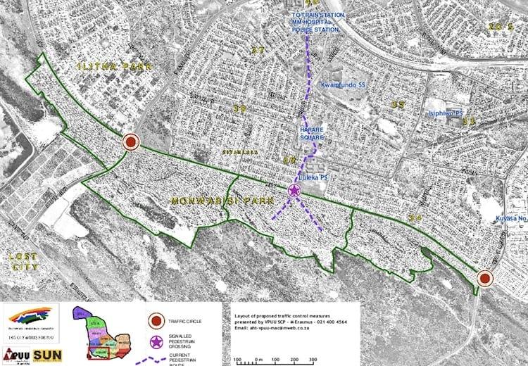 CT09Plan crossing proposal