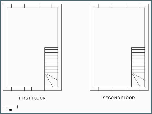 Figure 4: floor plan for single unit