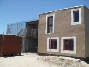 Community Centre Report Home