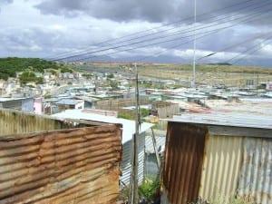 Monwabisi Park- An informal settlement