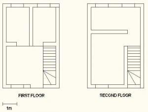 Interior Layouts - Walls