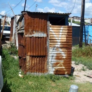 Water and Sanitation Pit Latrine