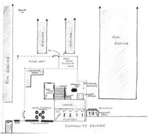 Proposed Designs - pencil sketch