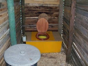 The Composting Toilet at Soil for Life