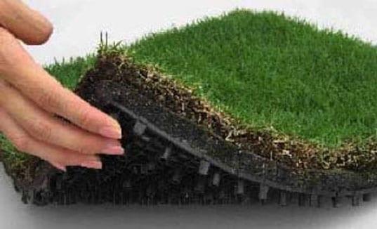 Как сделать дренаж для искусственного газона