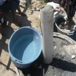 water and sanitation buckets