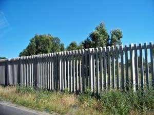 Langa Site Fence
