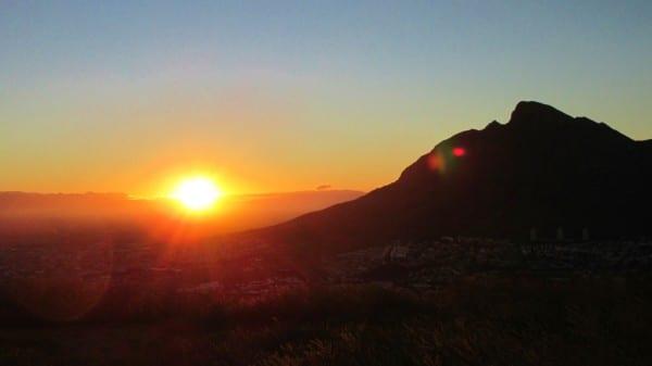 sunrise devils peak