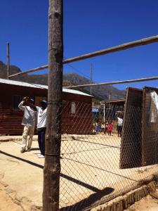 Last glimpse of the Mandela Park facility