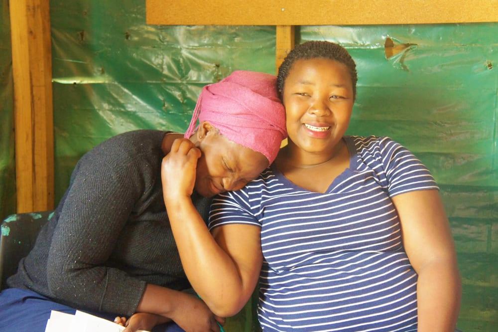 Siyanda is Happy