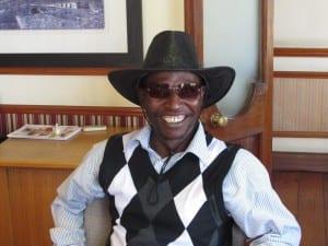 Xolani And His Cowboy Hat