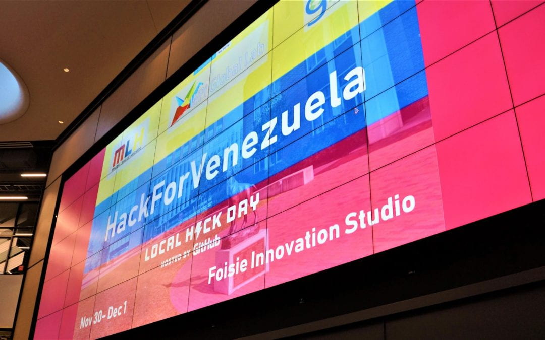 Hack for Venezuela