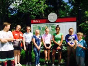 Maine Educational Talent Search Trip to Bates College