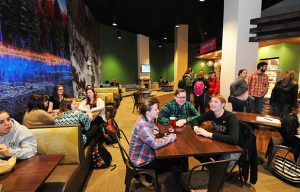 The Beaver Lodge: Project Beginnings And Campus Reception Following February Opening
