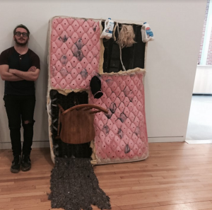 A Walk Through The Gallery:  Senior Art Thesis Exhibition